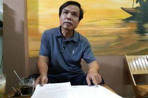 Người 'đội đơn' tố cáo tham nhũng ở BQL Đường sắt bất ngờ xin nghỉ việc