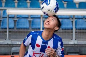 CĐV Việt Nam được xem trực tiếp Văn Hậu thi đấu ở Hà Lan