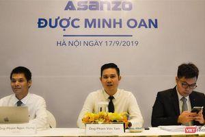 Bị Tập đoàn Sharp phủ nhận hợp tác, Asanzo bối rối muốn 'minh oan'
