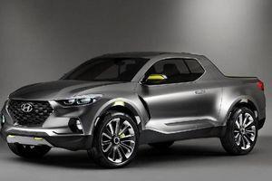 Hyundai Pickup phiên bản hiệu suất cao 'đối đầu' với Ranger Raptor
