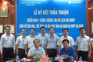 VNPT Hà Nam khẳng định vai trò doanh nghiệp VT-CNTT chủ lực của địa phương