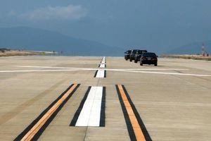 Tin kinh tế 18/9: Xây đường băng sân bay gần 2000 tỷ đồng rồi… 'đắp chiếu'