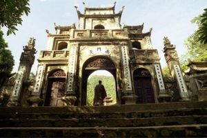 Chùa Thiên Trù – Công trình kiến trúc độc đáo giữa núi rừng Hương Sơn