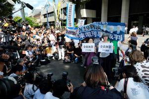 Tòa án Nhật Bản tha bổng cho lãnh đạo cũ của TEPCO về thảm họa Fukushima