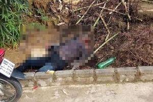 Nam thanh niên chết tại nghĩa trang, nghi do sốc ma túy