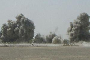 Mỹ hỗ trợ không kích IS trong đêm, 70 dân thường Afghanistan thương vong