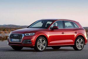 Audi Q5 bị triệu hồi để thay thế phanh