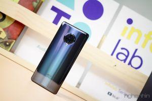 Trên tay Vivo Nex 3 đầu tiên tại Việt Nam: bóng bẩy, không phím cứng, cấu hình khủng