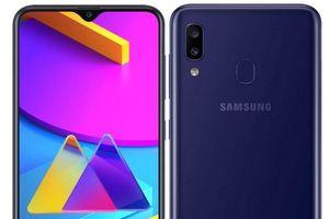 Samsung Galaxy M10s được trang bị RAM 3 GB và camera kép phía sau