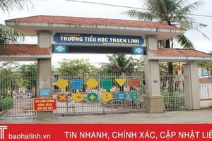 Từ suất ăn bán trú gây xôn xao ở Trường TH Thạch Linh, phải tăng cường kiểm tra, giám sát