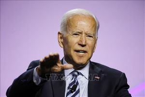 Bầu cử Mỹ 2020: Ứng cử viên Joe Biden duy trì vị trí dẫn đầu đảng Dân chủ