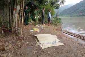 Tìm thấy thi thể bé trai sau 3 ngày mất tích ở Nghệ An