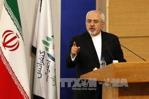 Ngoại trưởng Iran cảnh báo Tổng thống Mỹ có thể bị lôi kéo vào cuộc chiến tranh