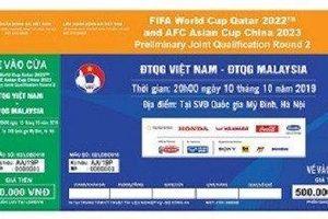 Trang mạng mua vé trực tuyến trận Việt Nam vs Malaysia gặp sự cố: Đại diện VinID lên tiếng