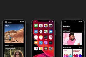 Hướng dẫn tải bản cập nhật iOS 13 mới nhất cho các dòng iPhone