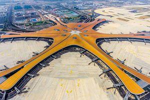 Cận cảnh siêu sân bay sắp được khánh thành ở Bắc Kinh, Trung Quốc