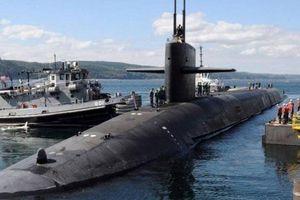 Tàu ngầm lớp Ohio Louisiana của Mỹ được nâng cấp để phục vụ nữ quân nhân