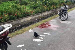 Người phụ nữ bị kẻ lạ đâm trên cầu Bãi Cháy đã tử vong