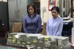 Triệt phá đường dây vận chuyển 80 bánh heroin tại Nam Định