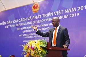 VRDF 2019: Xác định ưu tiên, hành động khả thi cho chiến lược phát triển đất nước