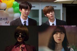 Vượt phim của 'chị đại' Gong Hyo Jin và Kim Sun Ah, Kim Woo Seok (X1) đứng top tìm kiếm tại Hàn