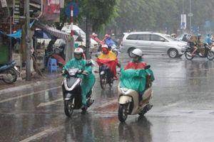 Thời tiết ngày 19/9: Cả nước có mưa, đề phòng ngập úng cục bộ ở Hà Tĩnh