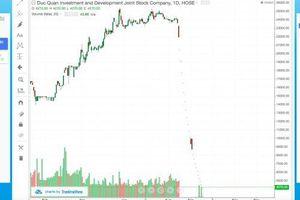 Vì sao cổ phiếu FTM liên tục 'lau sàn'?