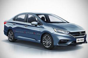 Honda City 2020 sẽ có thiết kế như thế nào?