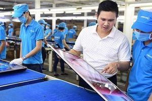 Sharp Việt Nam tố Asanzo giả mạo thư hợp tác
