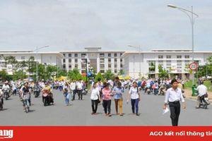 Trường Đại học An Giang: 2.173 thí sinh xác nhận nhập học