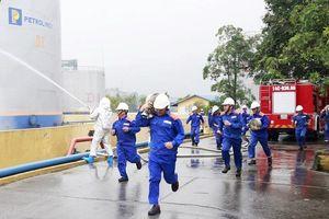 Công ty Xăng dầu B12: Đảm bảo công tác PCCC