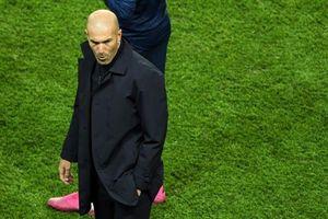 CĐV đòi 'tống cổ' Zidane khi để Real thua muối mặt trước PSG