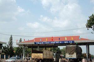 4 trạm thu phí BOT ở Bình Phước giảm mức thu