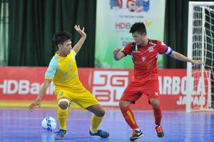 Futsal HDBank VĐQG 2019: Sanvinest Sanatech Khánh Hòa hết hi vọng á quân