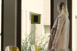 Limodo Window Wizard: robot lau cửa kính thông minh
