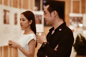 Dương Khắc Linh ngó lơ tình cũ Trang Pháp khi gặp lại