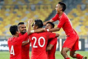 Singapore tăng 5 bậc, nhưng kém xa Việt Nam trên bảng xếp hạng FIFA