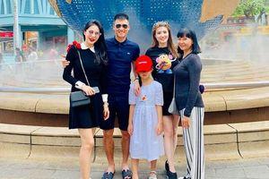 Đinh Ngọc Diệp, Thảo Trang và các sao nữ yêu cầu thủ Việt giờ ra sao?