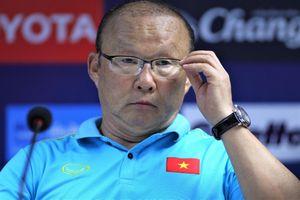 HLV Park Hang-seo gọi nhiều tân binh cho trận gặp Malaysia