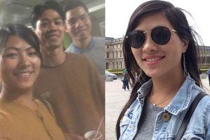 Lò Thị Mai tiết lộ là bạn, cùng học tiếng Pháp với Công Phượng ở Bỉ