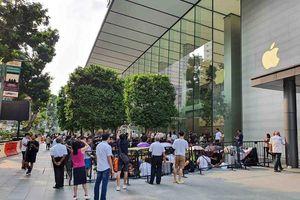Apple chính thức mở bán iPhone 11 trên toàn cầu