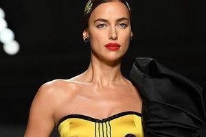 Siêu mẫu Irina Shayk cuốn hút trên sàn diễn thời trang