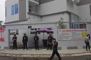 Hàng trăm cảnh sát phong tỏa 2 công ty 'dính' đến Alibaba