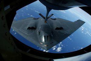 Cận cảnh thiết bị bí mật nhất trên máy bay ném bom 2 tỷ USD