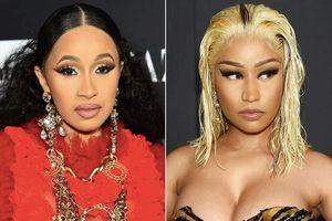 Forbes công bố Nicki Minaj là nữ rapper thu nhập cao nhất năm 2019, Cardi B lập tức phản bác