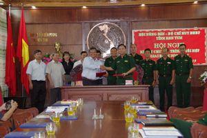 Ký kết chương trình phối hợp giữa BĐBP Kon Tum và Hội Nông dân tỉnh Kon Tum