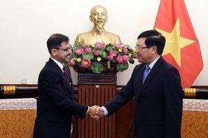 Quan hệ Việt Nam - Ấn Độ là mối quan hệ hữu nghị truyền thống lâu đời, thủy chung