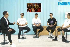 Hot Trend: Nghe Da LAB hát live 'Nước mắt em lau bằng tình yêu mới'