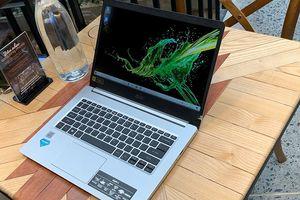 Acer trình làng laptop Aspire 5 dùng vi xử lý Intel Core i thế hệ 10