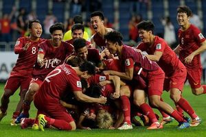 Tụt 2 bậc trên BXH FIFA, tuyển Việt Nam vẫn dẫn đầu Đông Nam Á